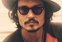 Johnny Depp and other attractive men / by Kailee Marie