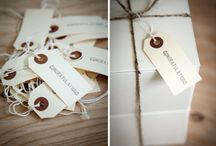gift wrap / by Sarah Faubus