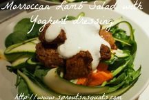 Bloggers Recipe Share / A collection of recipes shared from multiple blogs. / by Jan @ Sprouts n Squats