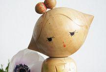 Beautiful Kokeshi / by Iretta Tiger