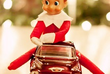 elf on the shelf / by Patti Dawson