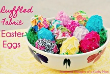 Easter Crafts / by Jamie {Scattered Thoughts of a Crafty Mom}
