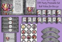 Ever after high party / by Sara Benedix