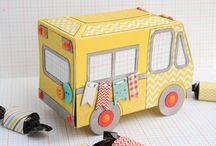MME Celebrates! School Days: Cards Crafts, Layouts / by My Mind's Eye inc