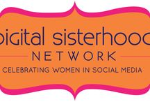 Digital Sisterhood Network / Digital sisterhood is the feminine currency women use to create relationship wealth through the connections they make, conversations they have, communities they build, causes they support, collaborative partnerships they establish, and commerce they engage in with women they meet online and offline.  I launched Digital Sisterhood Network and this Pinterest board to celebrate women's digital sisterhood relationships. http://digitalsisterhood.wordpress.com and @digitalsisterhd / by Ananda Leeke