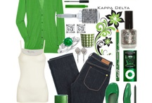 Southern & Sratty / Kappa Delta items and various other sratty stuff. / by Lauren Vasquez