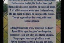 Baseball / by Jackie Rodenish Keysor