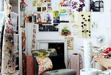 Office & Library / by Marissa Waddell