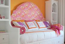 Kid Bedrooms / by Julie Bermijo