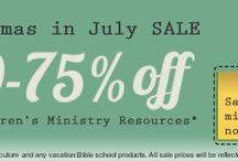 Sale / by Children's Ministry Magazine