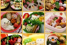 Bento Boxes / by Felicia Lowther Woodhouse