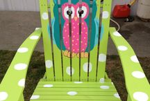 Painted Furniture / by Bizzy Bee