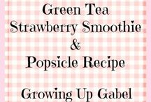 Smoothies and other drinks / by Cassi Robbins