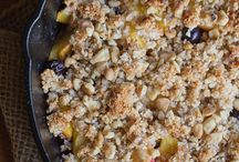 Healthy desserts / by Lisa Shelton