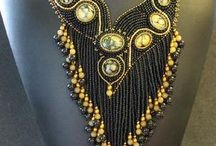 Bead embroidery / by Charlotte webb