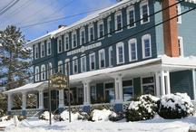 New England Scenes / by Ernie Paciorkowski