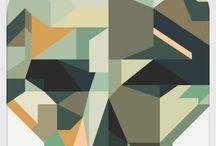 geometric romance / by Daina Lightfoot