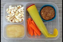 Lunch box ideas / by Beth Masog