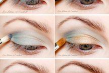 Beauty Make-up / by Amy Scheve