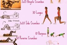 Get Fit / by Leah