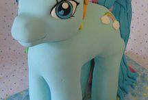My Little Pony/Unicorn/Rainbow Party! / by Jeana Stellhorn