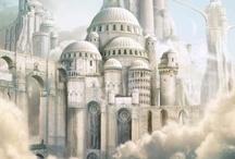 Fantasy Realm / For escaping reality. / by Fernando Moreno Jr.