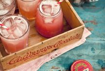 delicious drinks / by Lizzy Rilea
