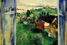 Chagall / by Nina Watson