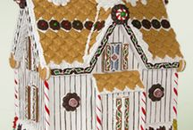 Gingerbread Houses / by Marcy Frank
