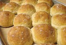 Recipes - Breads, Muffins, Rolls and Pastries / by Jill Toncray