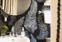 Bathrooms / by Meg Biram