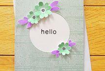 Card Inspiration / by Amy Sotolongo