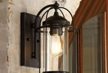 Out Door Lighting / by Heather G