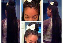 Hair / by Ebony Lucas
