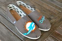 Miami Dolphins ♡ / by Nenas SweetTreats