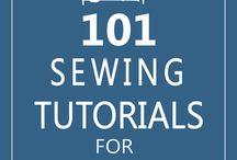 Sewing / by Nina Wend Martinez