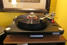 VPI Customer Tables / VPI Customer Tables!  Show us what you're spinning! / by VPI Industries