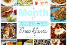 Gluten Free Breakfasts / by Capra Strategy