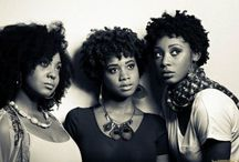 black hair / All things I love about natural hair / by funto saola