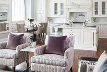 Open concept decorating / by Robyn Barnett