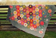 Sewing - quilts / by Annie Genstler-Gatward