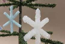 Christmas crafts / by Leann Rippy