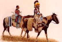 INDIANS / by Marcia Kiger