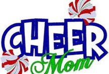 Cheer Mom! / by Joanna Dickinson