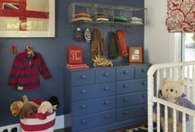 Boys room ideas / by Shannon Conley