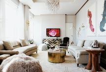 Living Rooms / by Susie Quillin