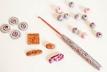 Polymer Clay / by Petals to Picots Crochet