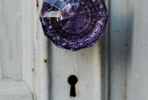 Purple inspiration / by Alexandra Veyret