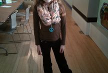 Courage and Chaos - Girls Fashions / Fashions Featured from a 5th grader / by Jenny Powers