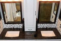 Bathroom Remodel / by Tami Clayborne-Robins
